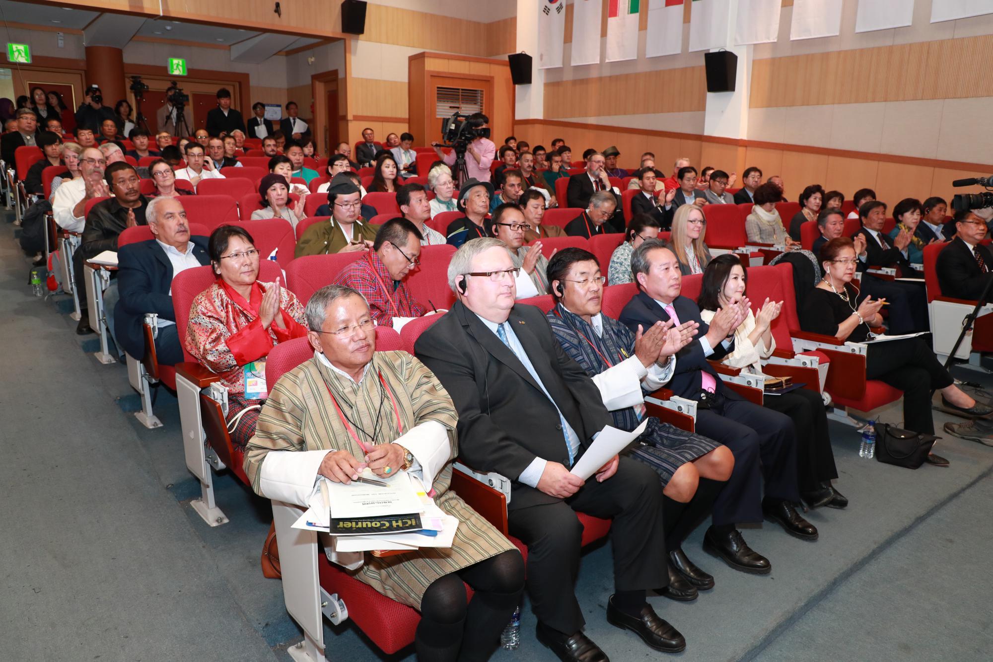 세계전통활연맹 포럼 및 창립대회