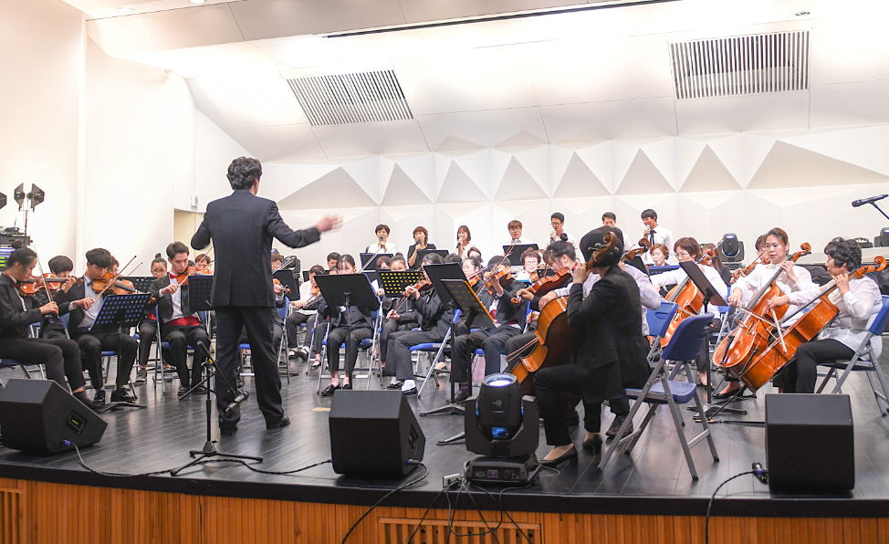 Jacob Music Center Orchestra
